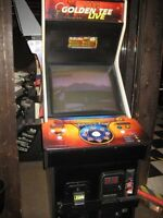 looking to purchase a working or non working golden tee live