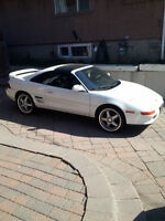 CLASSIC MINT 1991 TOYOTA MR2 Turbo(2ND GEN ENGINE) SAFETY+ETEST