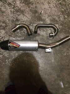 Drd Dubach racing exhaust