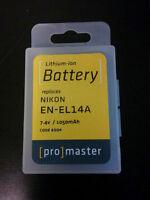Promaster Nikon Litium Battery EN-EL14A
