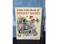 X7 children's retro / vintage story books