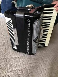 Royal Conservatory Accordian- Made in Italy- Excellent Condition
