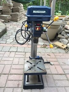MasterCraft Press Drill For Sale!