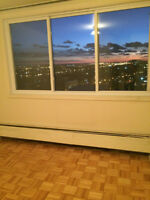 4 1/2 apartment in very good location Downtown (garage incl.)