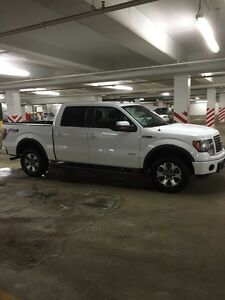 2012 Ford F-150 EcoBoost FX4