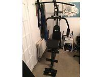 Multi gym pro fitness