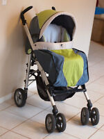 BabyPoint Stroller - winter Foot Muff and Rain Cover