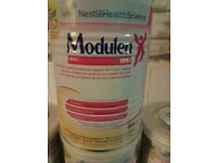 Modulen meal replacement for chrons