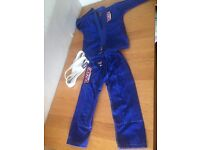 Tatami fight wear, Gi's x 2 available also Blitz jujitsu.
