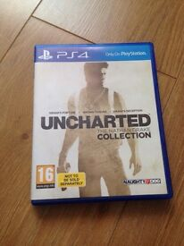 Playstation Nathan drake unchanted collection