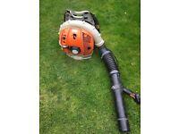 Stihl BR500 back pack leaf blower spares or repair