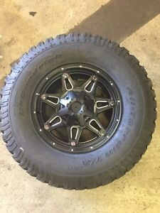 "35"" rims and tires 6 bolt Ford and Chev trade?"