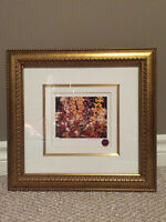 Framed Tom Thomson Limited Edition Print-Wildflowers $30
