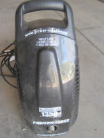 Pressure washer 1350 psi Canadian Tire