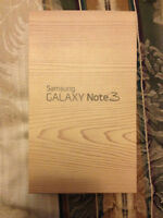 Samsung Galaxy Note 3 *Almost New* + Samsung Galaxy Gear S (OPT)