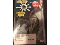 Waterproof MP3 Player, Headphones & Goggles