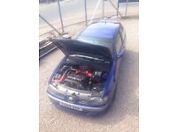 Seat Ibiza cupra , k04 turbo , 270 bhp