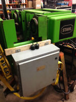 STAHL ELECTRIC WIRE ROPE HOIST 15 TON