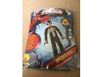 Black Spider-Man ( venom) costume