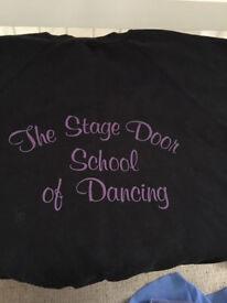 Stage Door sweatshirt age 11-12