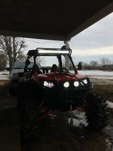 LED Light bars for /atv/4Wheelers/Snowmobile/Tractor $50 and up