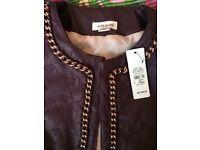 Girls River Island jacket 8yrs