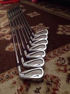 Forged Irons Set