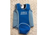 Wetsuit vest 12-18 months