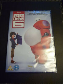 Big Hero 6 DVD SEALED