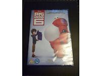 Big Hero 6 DVD SEALED