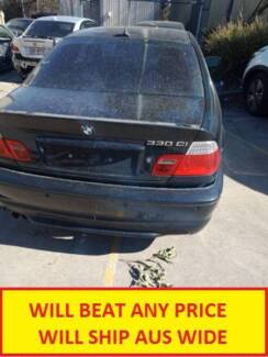 WRECKING / 2005 BMW / E46 330ci / M54 - WILL BEAT ANY PRICE Seven Hills Blacktown Area Preview