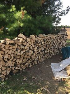 Fire wood 80$ a face cord delivered  London Ontario image 1