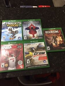 Xbox One Games.