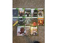 Job log - Xbox 360 games