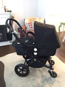 Limited Edition Black Bugaboo Cameleon