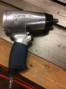 "Excell 1/2"" impact 230ft/lbs. Porter Cable."
