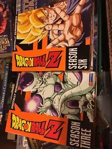 Dragon all Z DVDs, Castle of Cagliostro Anime Kitchener / Waterloo Kitchener Area image 1