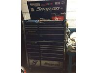 "Snap-on 40"" stack"