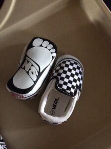 Brand New Baby Vans
