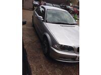 BMW e46 318ci. Swap for vr6