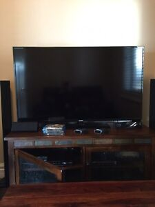 Samsung 55 inch 3DTV with 3D player, glasses and movies.