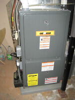 200 amp. Breaker electrical panel. Also, High effcy Furnace