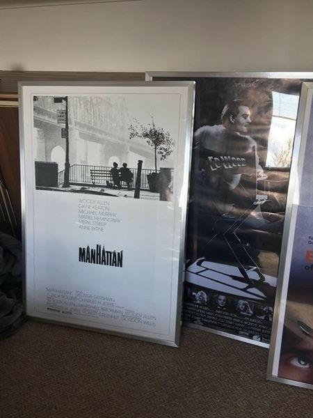 Four large poster frames (posters optional) | in Dundee | Gumtree