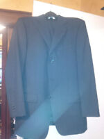 Navy Blue Suit for a tall guy