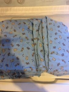 Fitted crib mattress sheets