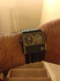 Next men leather watch