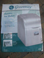 Greenway Ice Maker - NEW & IN BOX!!