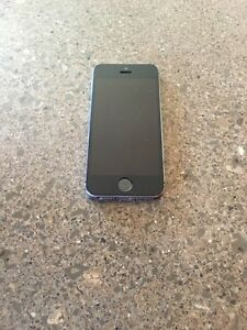 Bell iPhone 5S Black/Space Grey 16gb