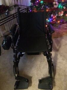 Power Wheelchair **price reduced**