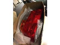 BMW rear light